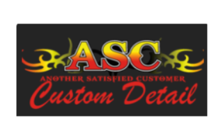 ASC Custom Detail Logo