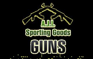 A.J.I. Sporting Goods Logo